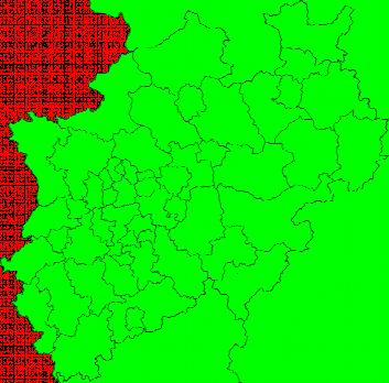 Aktuelle Unwetterwarnungen Nordrhein-Westfalen