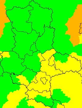 Aktuelle Unwetterwarnungen Sachsen-Anhalt